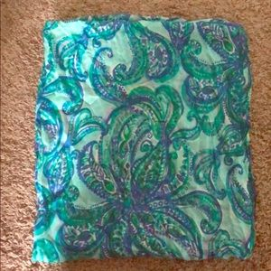 Lilly Pulitzer Infinity Scarve